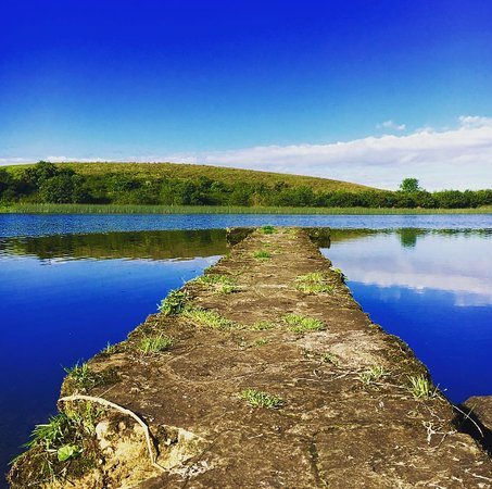 Irvinestown, UK: A photo from the Trory Jetty