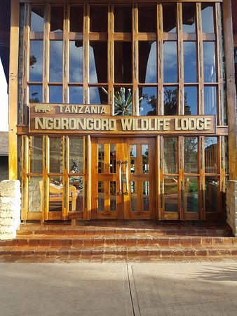 Ngorongoro Wildlife Lodge