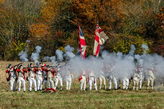 Fort Washington, PA: Whitemarsh Encampment at Hope Lodge