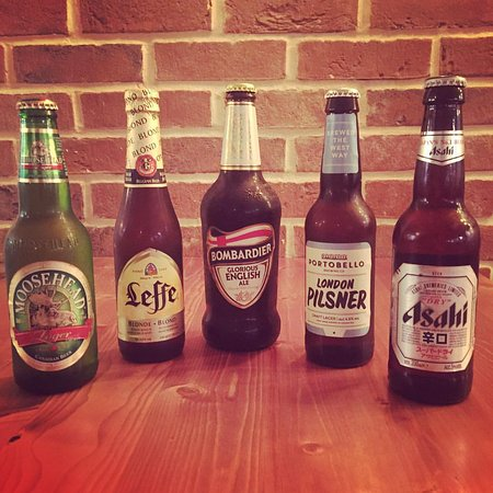 Haverhill, UK: Try our fantastic range of bottled beers