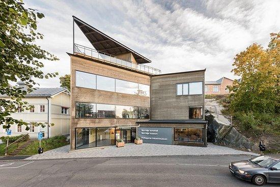 Norrtalje, Swedia: Norrtälje museum + konsthall
