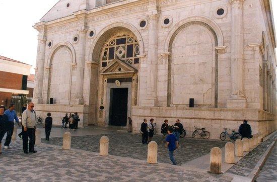 Tempio Malatestiano Rimini Picture of Basilica Cattedrale