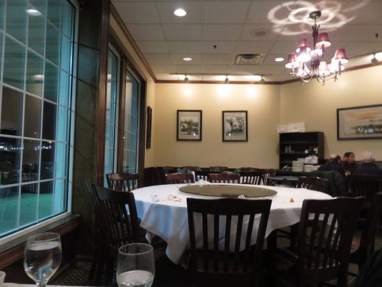 Florham Park, Nueva Jersey: Part of the Dining Room