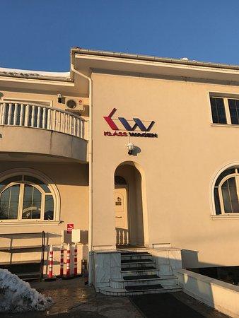 Otopeni, Rumänien: şirketin havalimanı yanındaki ofisi