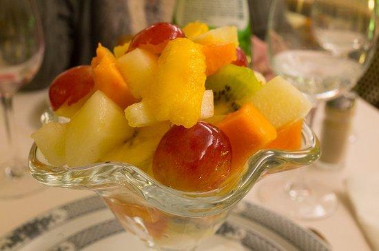 Restaurante Dos Combatentes : Fruit salad