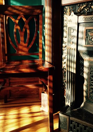 The Magic Door: Sunshine in Autumnwood