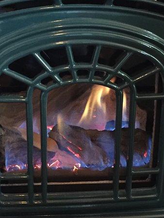 Northfield, MN: Spring Thing fireplace