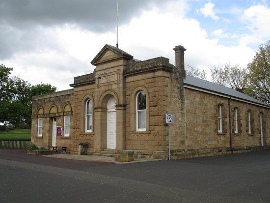 Ross, Австралия: Town Hall