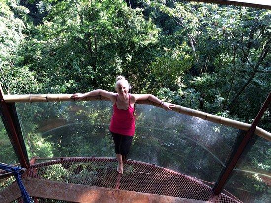 Manzanillo, Costa Rica: view