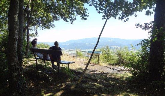Delemont, Switzerland: Point de vue du Béridier