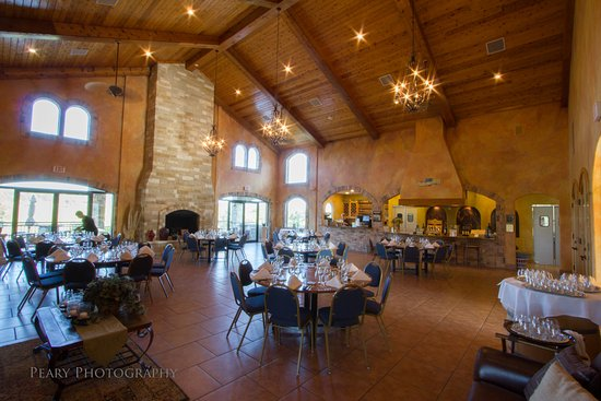 Marble Falls, TX: The Bistro Dining Room