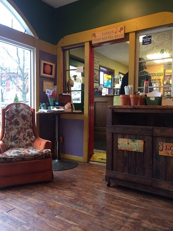 Millville, Nueva Jersey: Cute inside! Very cozy!
