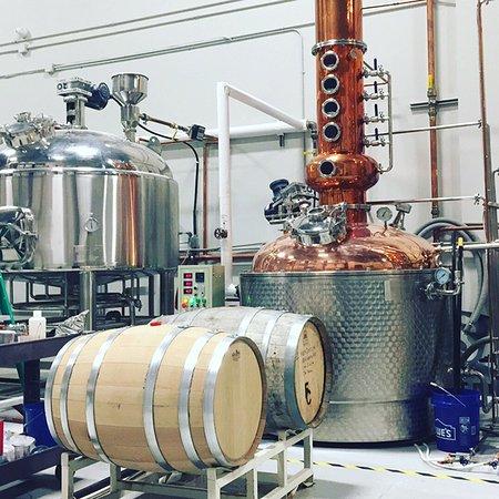 Hansen Distillery