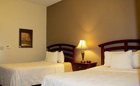 โตวันดา, เพนซิลเวเนีย: Double Bed Suite