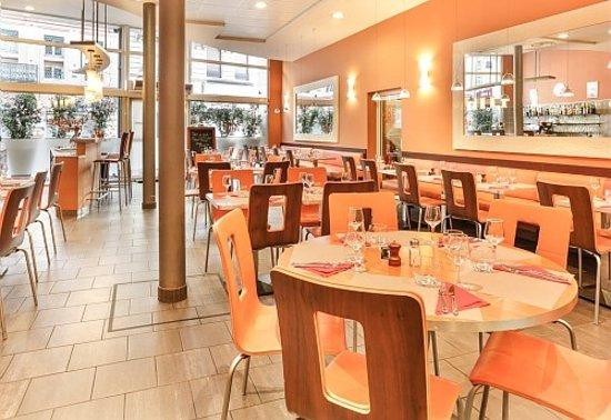 Restaurant cafe pasta et cie dans toulouse avec cuisine for O cuisine toulouse