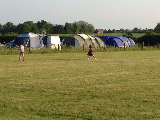The Croft Camp Site