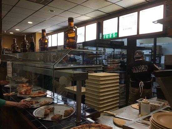 Enola, Pensilvanya: Restaurant