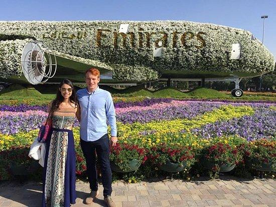 dubai miracle garden emirates - Miracle Garden Dubai