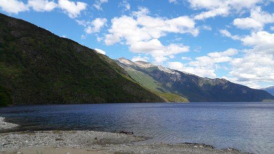 Cochamo, Chile: Lago Azul