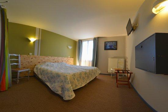 Hotel de l'Ours: Chambre simple