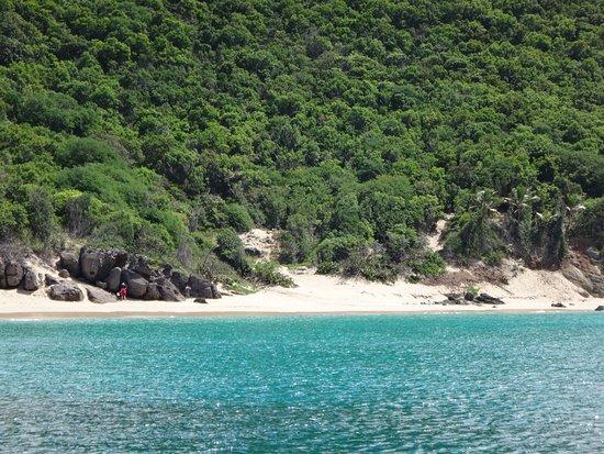 Quase Vazia Picture Of Colombier Beach St Barthelemy Tripadvisor