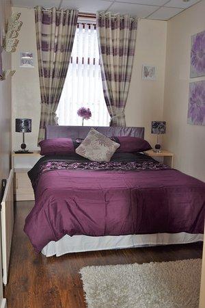 The Wynnstay Hotel: double room
