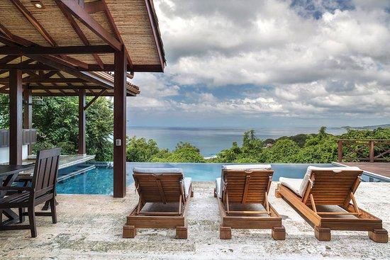 Tola, Nikaragua: Casa Rica, one of our Ocean-View Homes