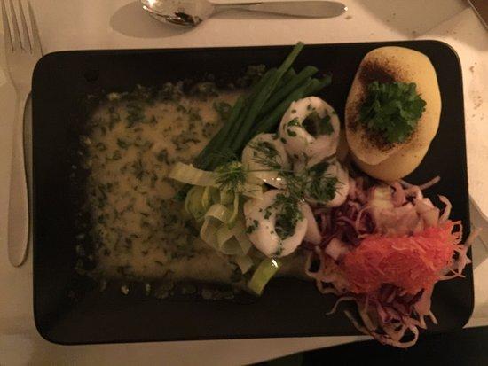 Arendal, Noruega: Restaurant Steenhuset