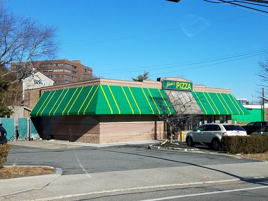 Quincy, MA: Nick's pizza