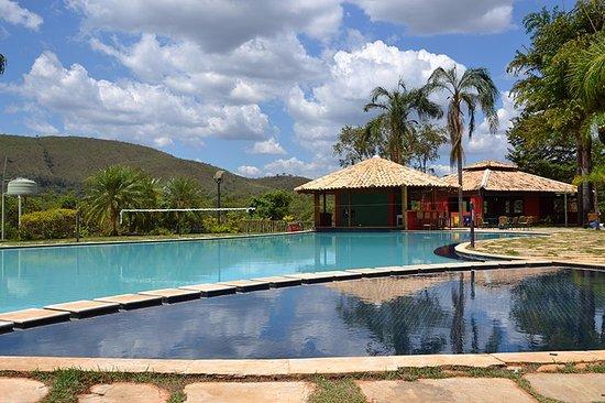 Pitangui, MG: Hotel Fazenda Santa Felicidade