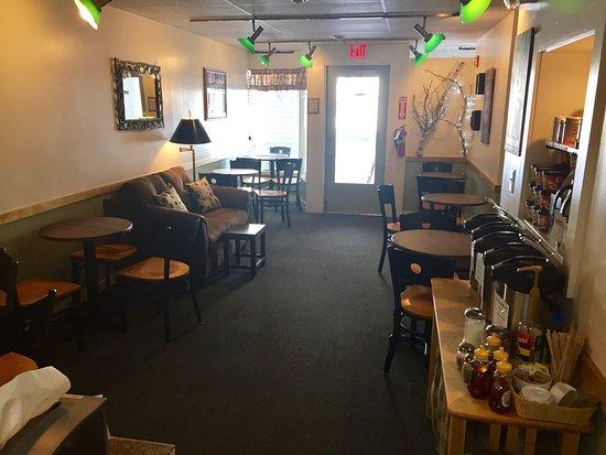 Waterville Valley, NH: Cafe La Tasse