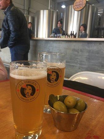 Las Rozas, España: Cervezas La  Virgen