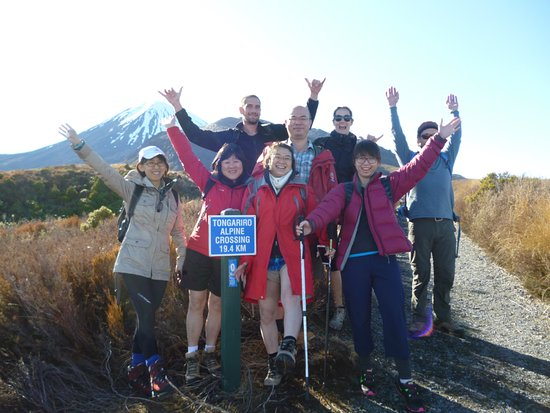 Turangi, Nueva Zelanda: The beginning of your journey before hiking the Tongariro Alpine Crossing
