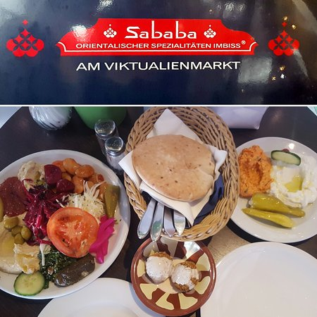 Photo of Middle Eastern Restaurant Sababa at Westenriederstr. 9, Munich 80331, Germany