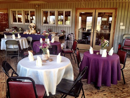 New Tripoli, Pennsylvanie : Private event room
