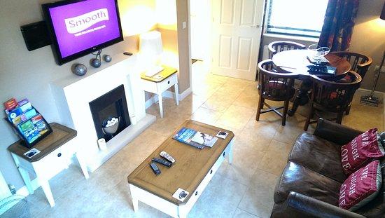 Seamer, UK: Lounge