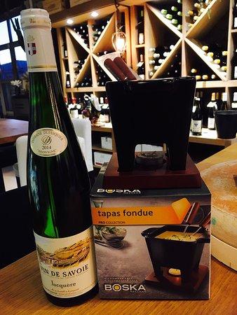 Marssac-sur-Tarn, Frankrike: Soirées fondues et raclettes tous les Jeudis vendredi et samedis Réservation conseillée