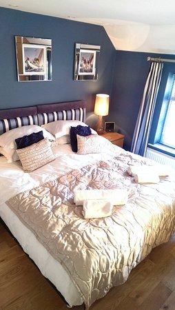 Seamer, UK: Smaller Room