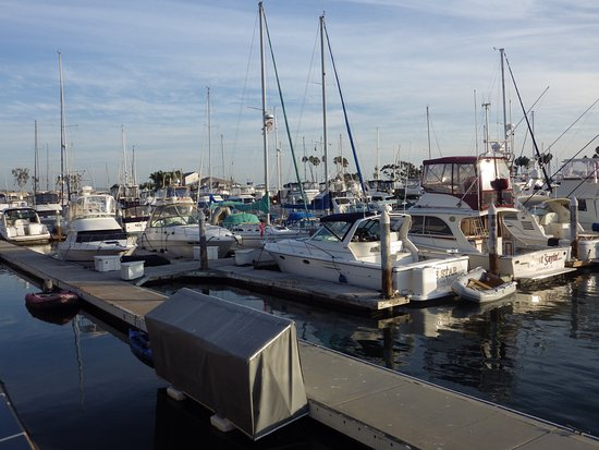 Dana Point, CA: Marina