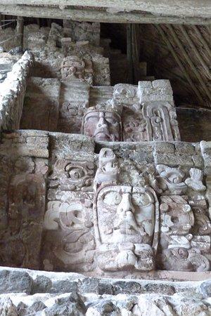 Quintana Roo, México: les masques