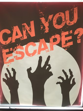 Trenton, MI: Can you?  Can you escape ...  alive ?