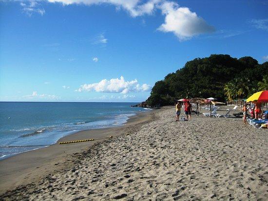 Roseau, Dominica: Mero Beach