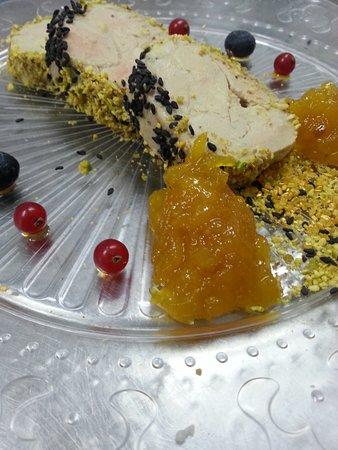 Osuna, Spanje: micuit de foie