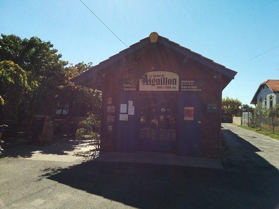 La Cabane de L'aiguillon : La Cabane