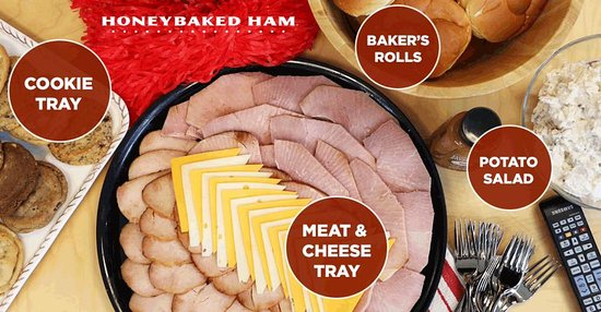 Anderson, Carolina Selatan: Take a meat and cheese tray to your next tailgate!