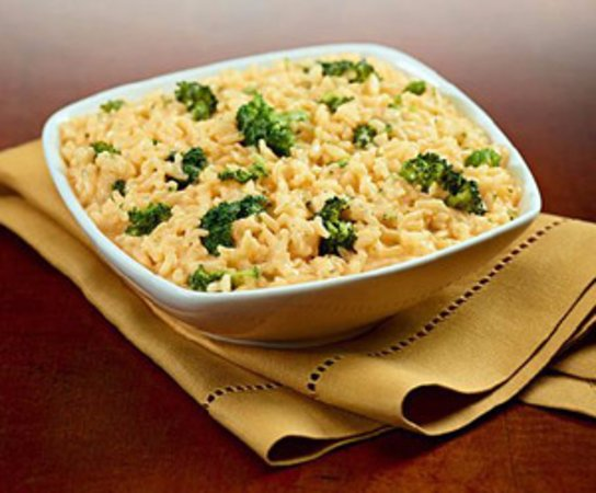 Anderson, SC: Our broccoli rice casserole is better than homemade!