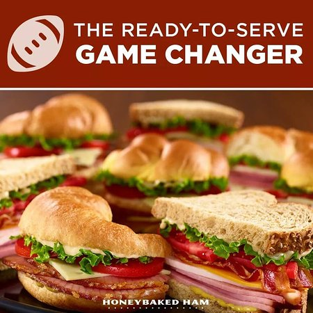 Anderson, SC: Kick off time is made great with one of our sandwich trays!