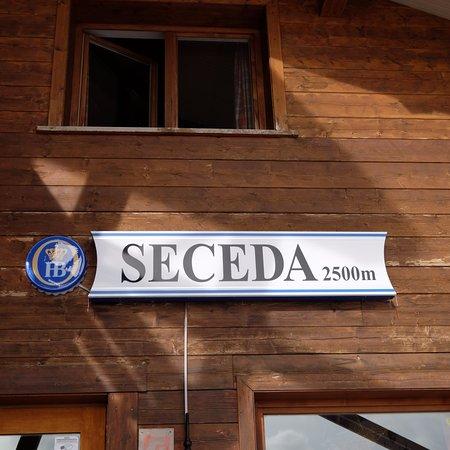 Ortisei, Italia: Seceda