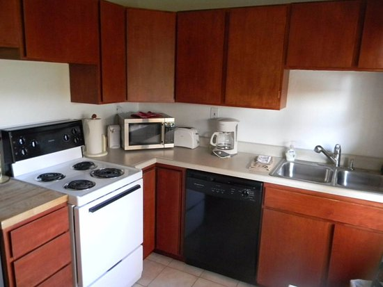 Soldotna, AK: Full Kitchens