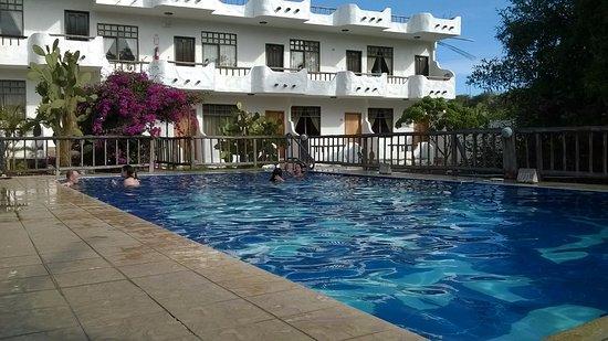 Hotel Fiesta: foto de la piscina